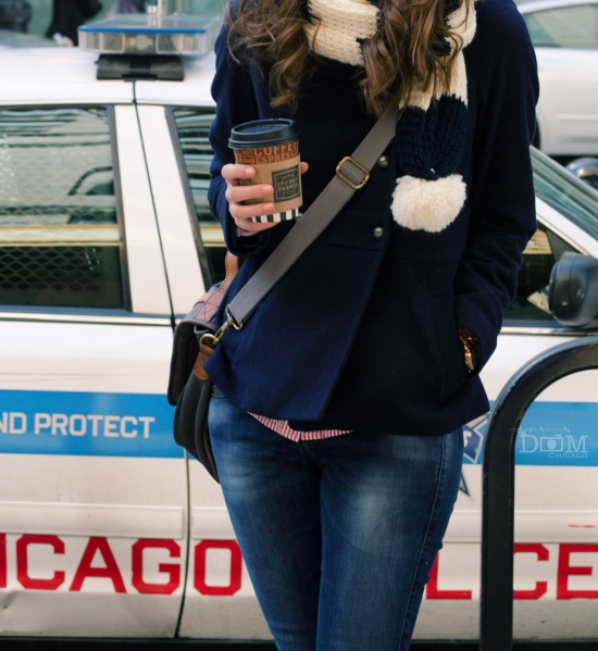 coffee. police. chicago. me.
