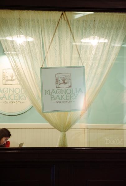 magnolia bakery.