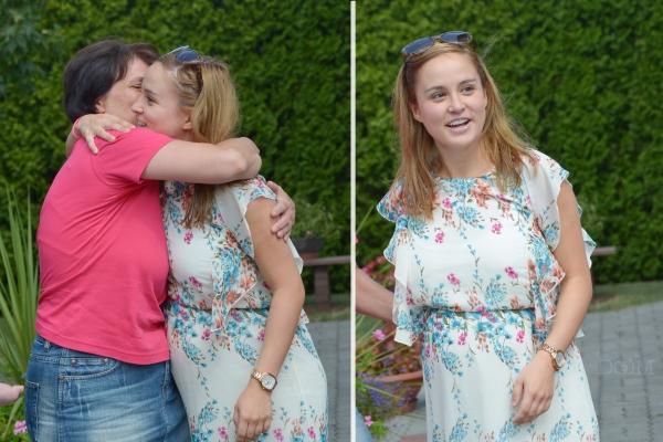 cristina and her mom