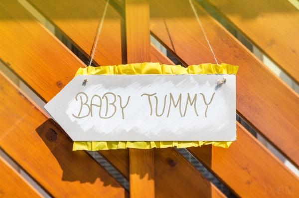 baby tummy
